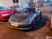 Wat heeft Mansory met de Porsche 991 gedaan?