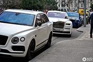 Rolls-Royce Phantom VIII doet Bentley Bentayga klein lijken