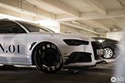 De nieuwe Audi RS6 van Jon Olsson al gespot