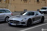 Waarom blijft de Mercedes-Benz SLS AMG Black Series zo lekker?