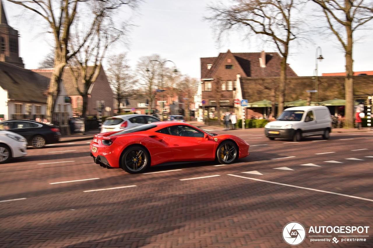 Uniek: Deze Ferrari was nog nooit gespot