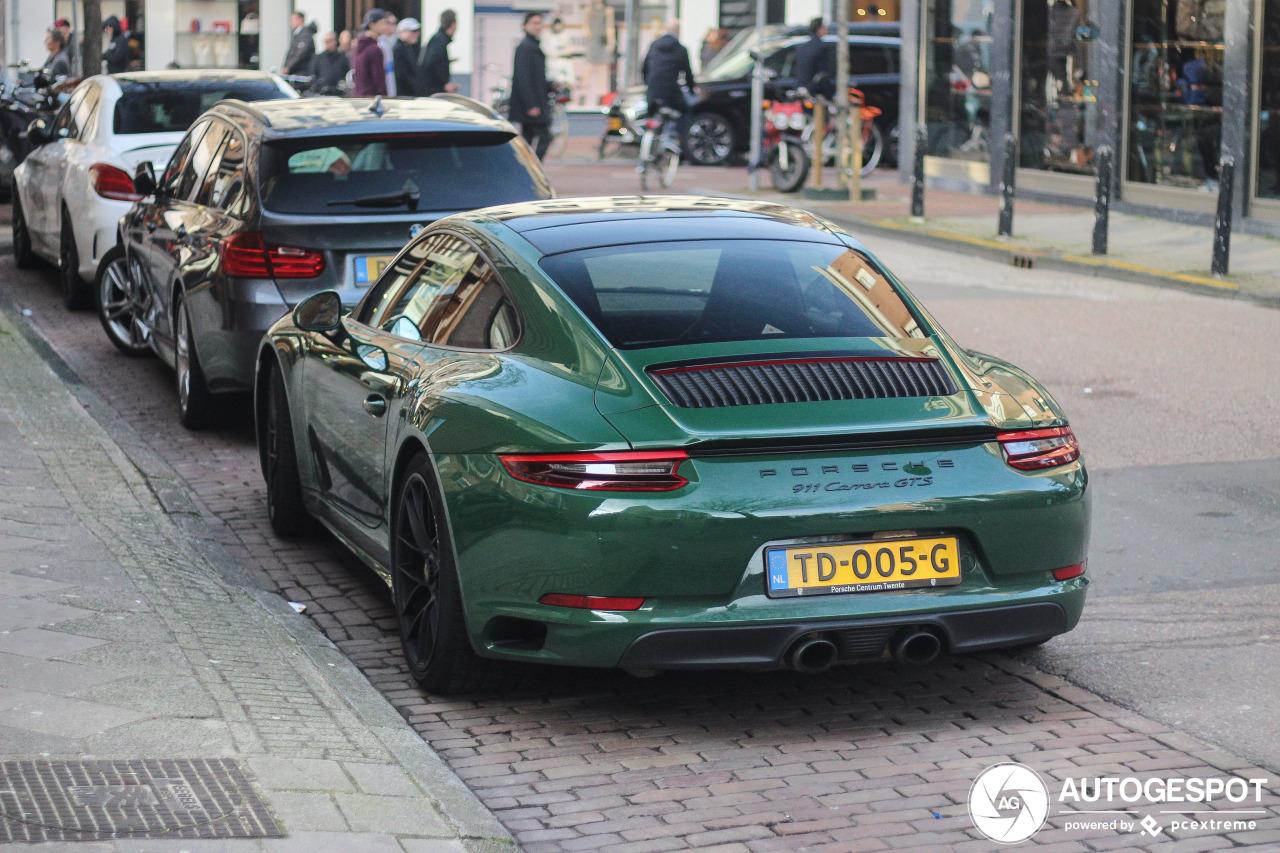 Een mooiere 911 Carrera GTS ga je niet snel vinden