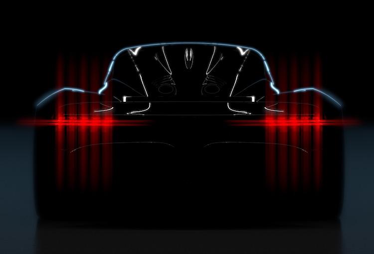 Aston Martin komt met details over '003'