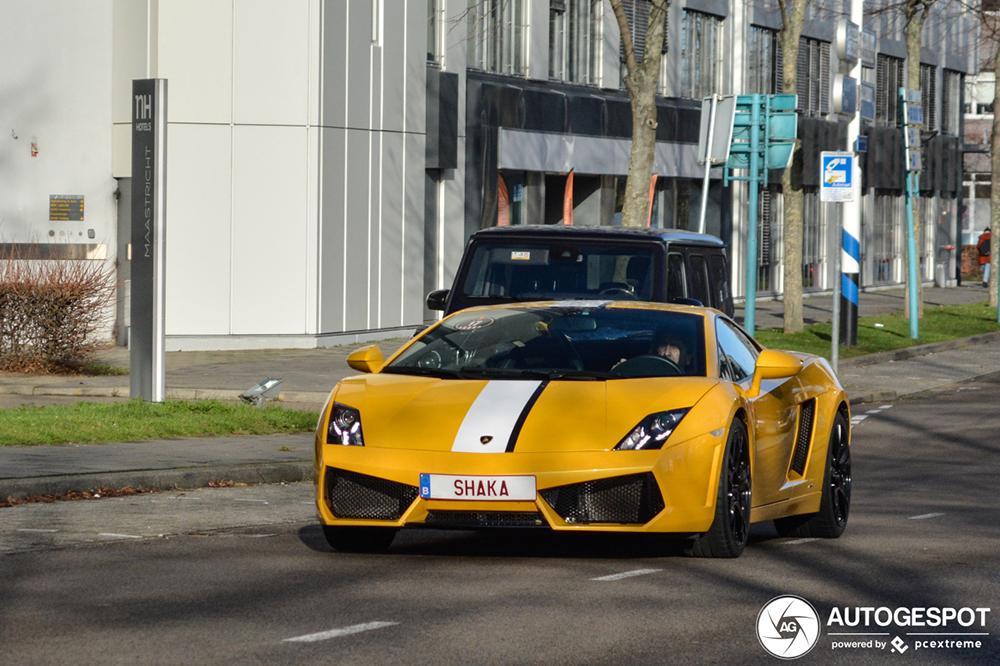 Gespot: Lamborghini met verwijzing naar legende