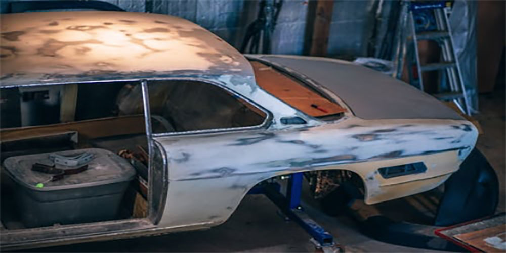 How to Find the Best Auto Body Paint Shop