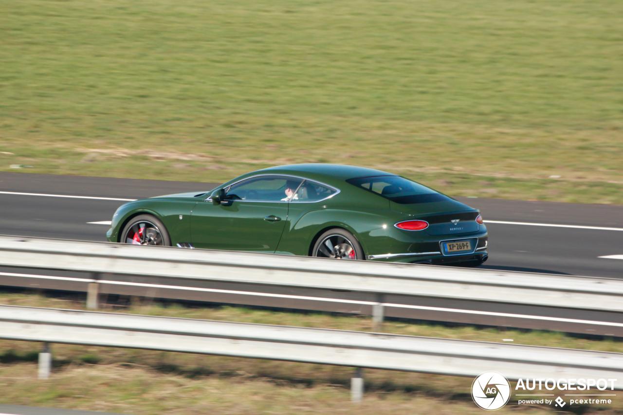 Deze Continental GT moet maar net je smaak zijn