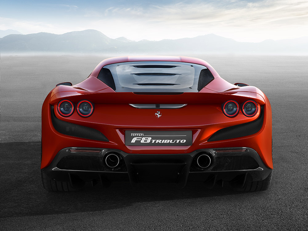 News: Ferrari replaces the 488 GTB with the F8 Tributo
