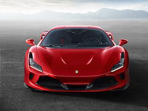 Ferrari F8 Tributo is opvolger van 488 GTB