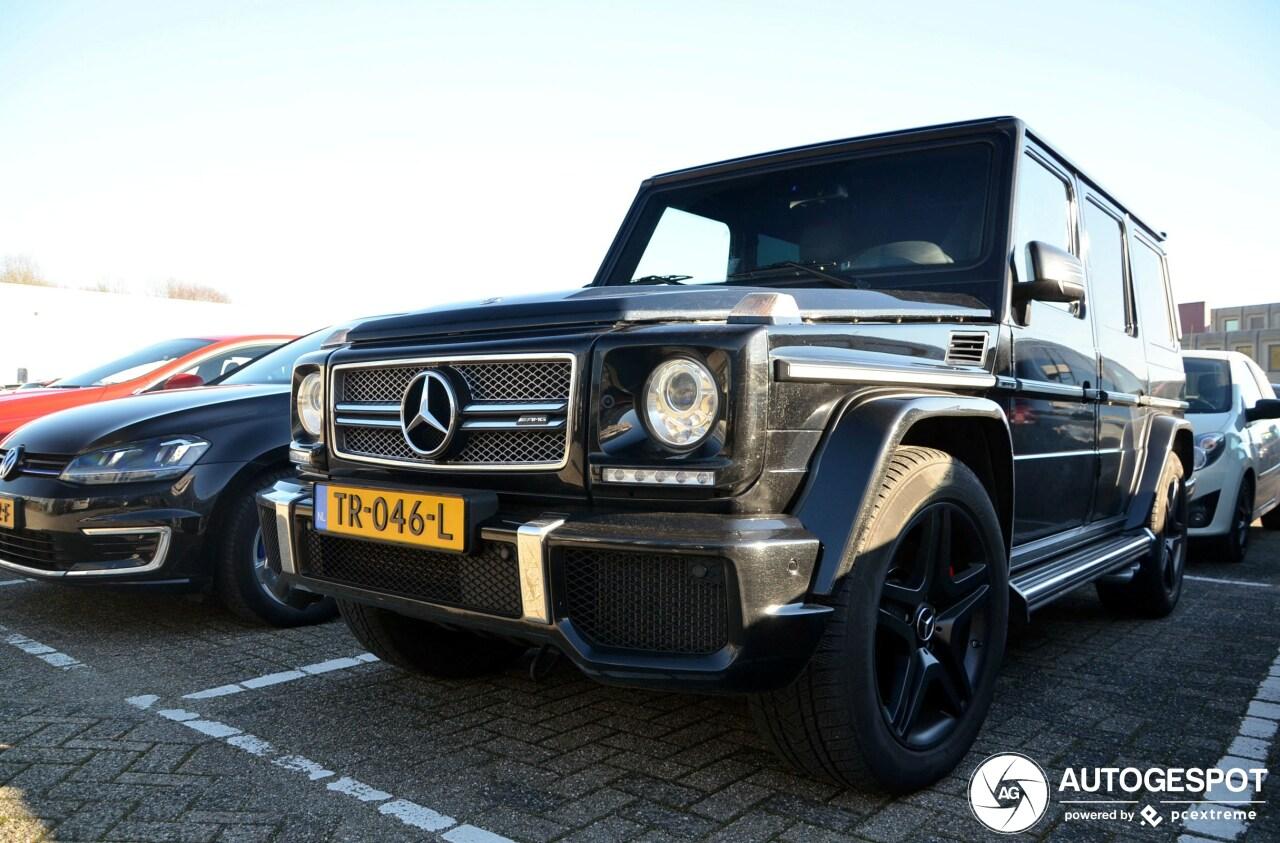Mercedes-Benz G 65 AMG is voor de ultieme autoliefhebber