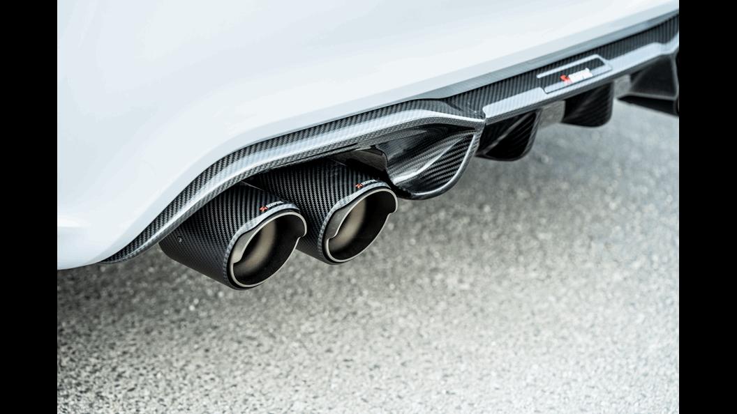 Akrapovič levert nu uitlaatsysteem voor BMW M2 Competition