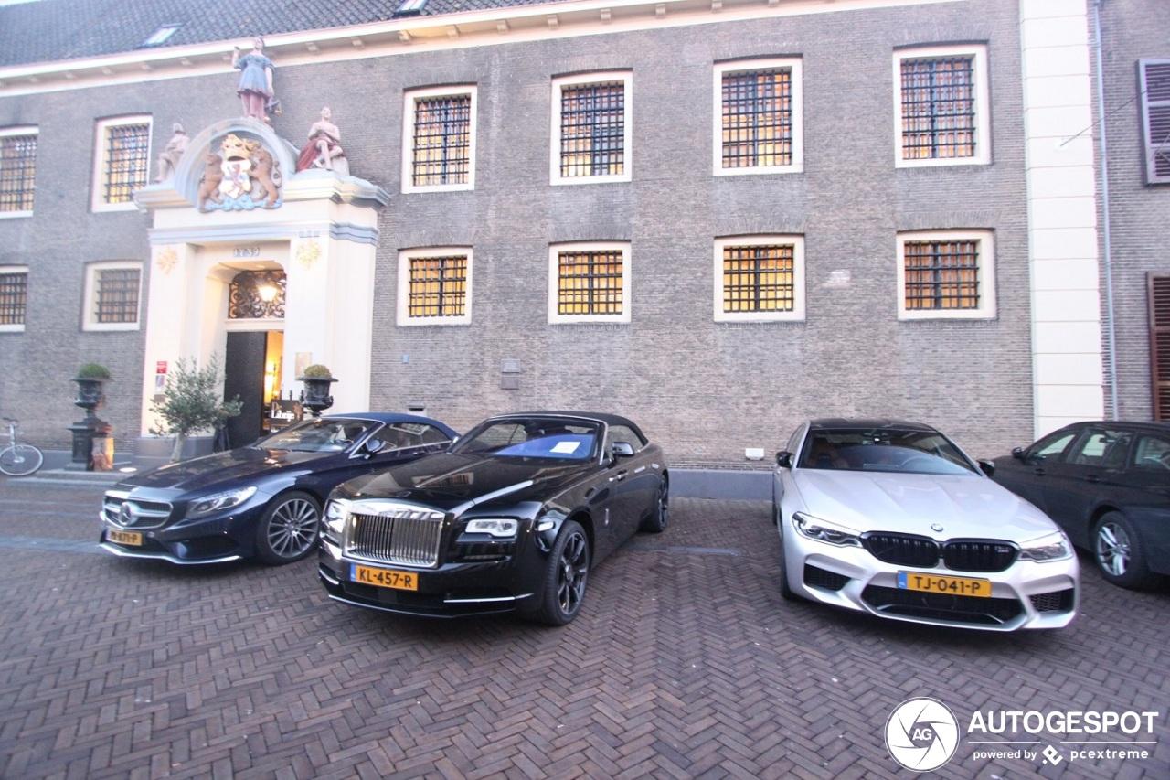 Nogmaals een prijzige combo in Nederland