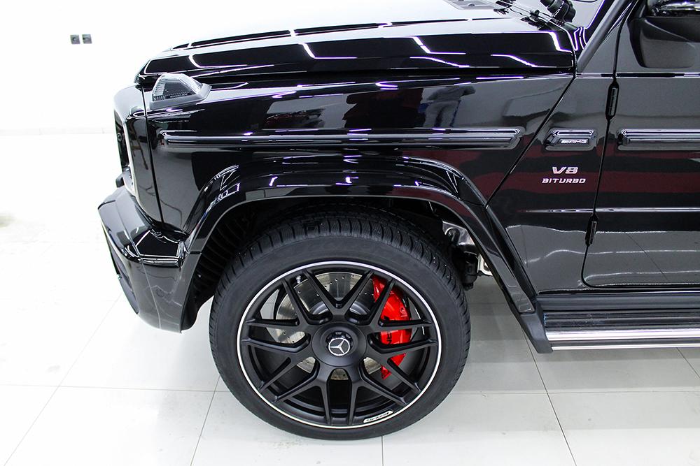 Novi Mercedes-AMG G 63 u detailing centru M POLISH