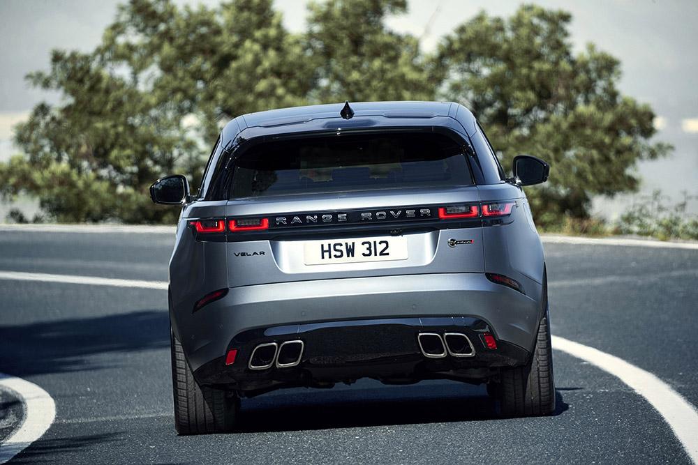 Land Rover verwent met Range Rover Velar SVAutobiography