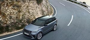 Land Rover verwent met Range Rover Velar Autobiography