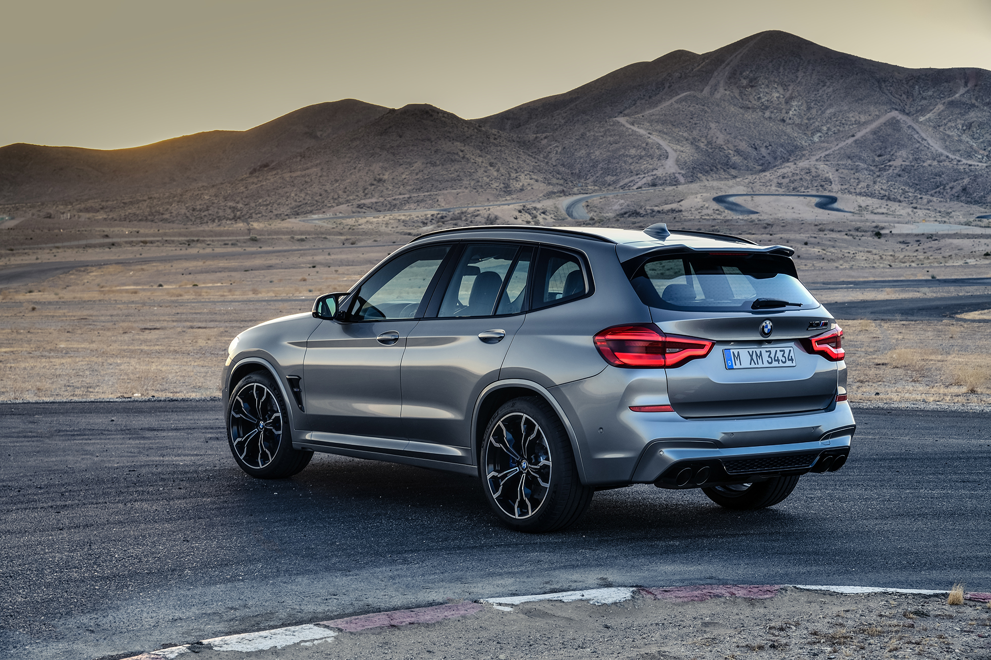 The First Ever 2020 Bmw X3 M And Bmw X4 M