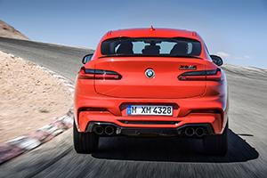 BMW laat X3 M en X4 M (Competition) zien