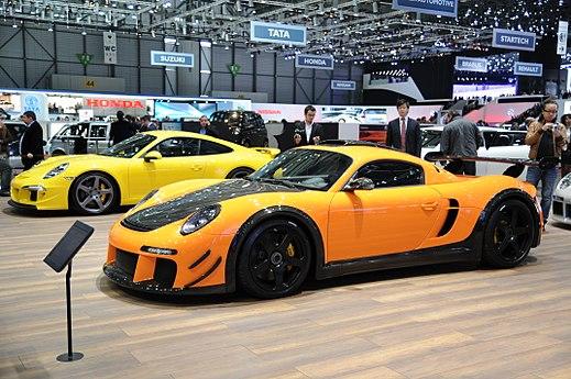 Geneva motorshow cancelled last minute.