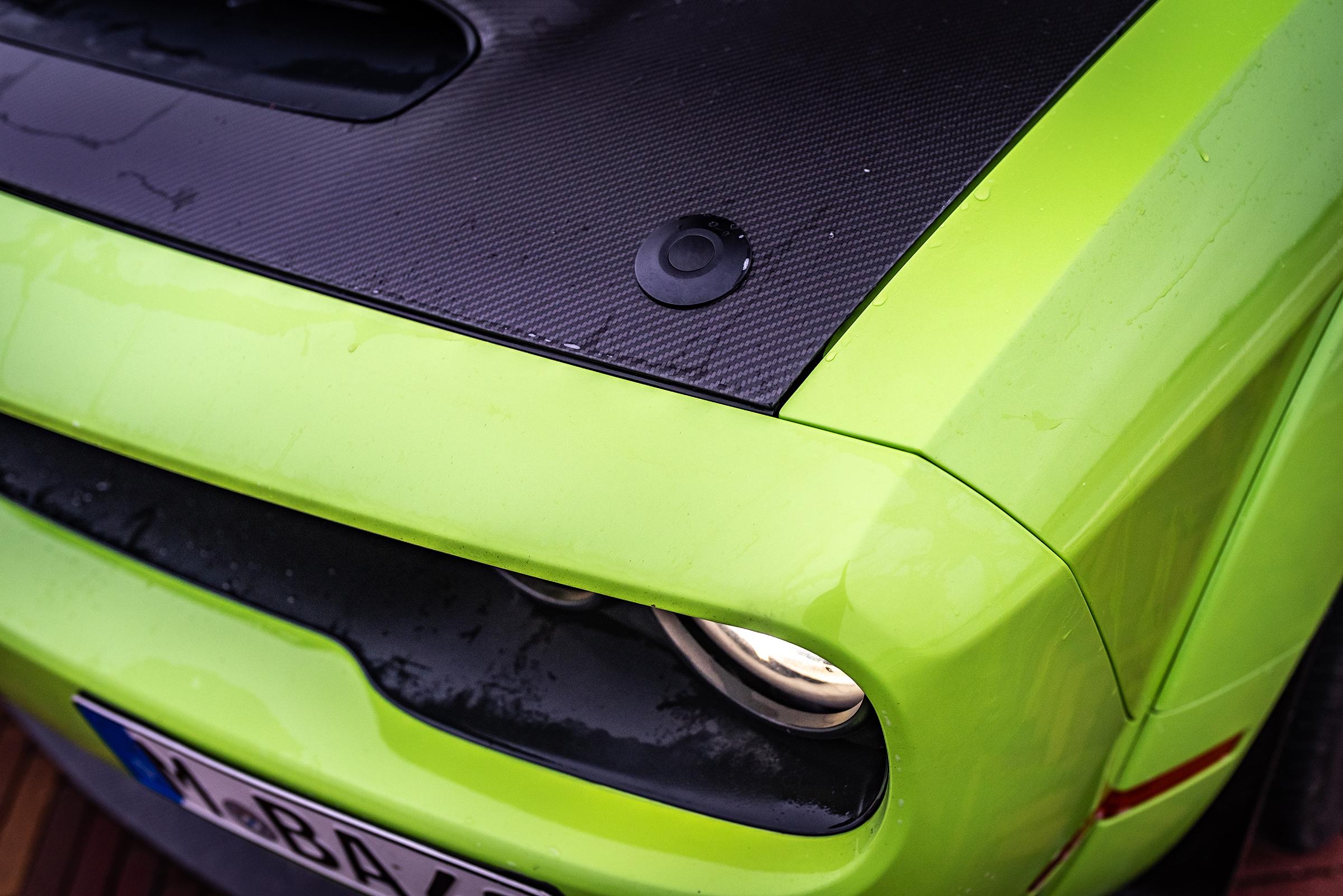 Gereden: Dodge Hellcat XR