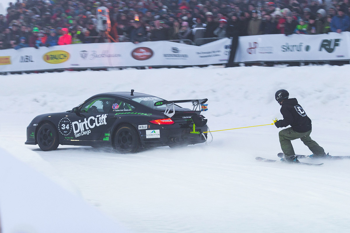 Event: GP Ice Race in Zell am See