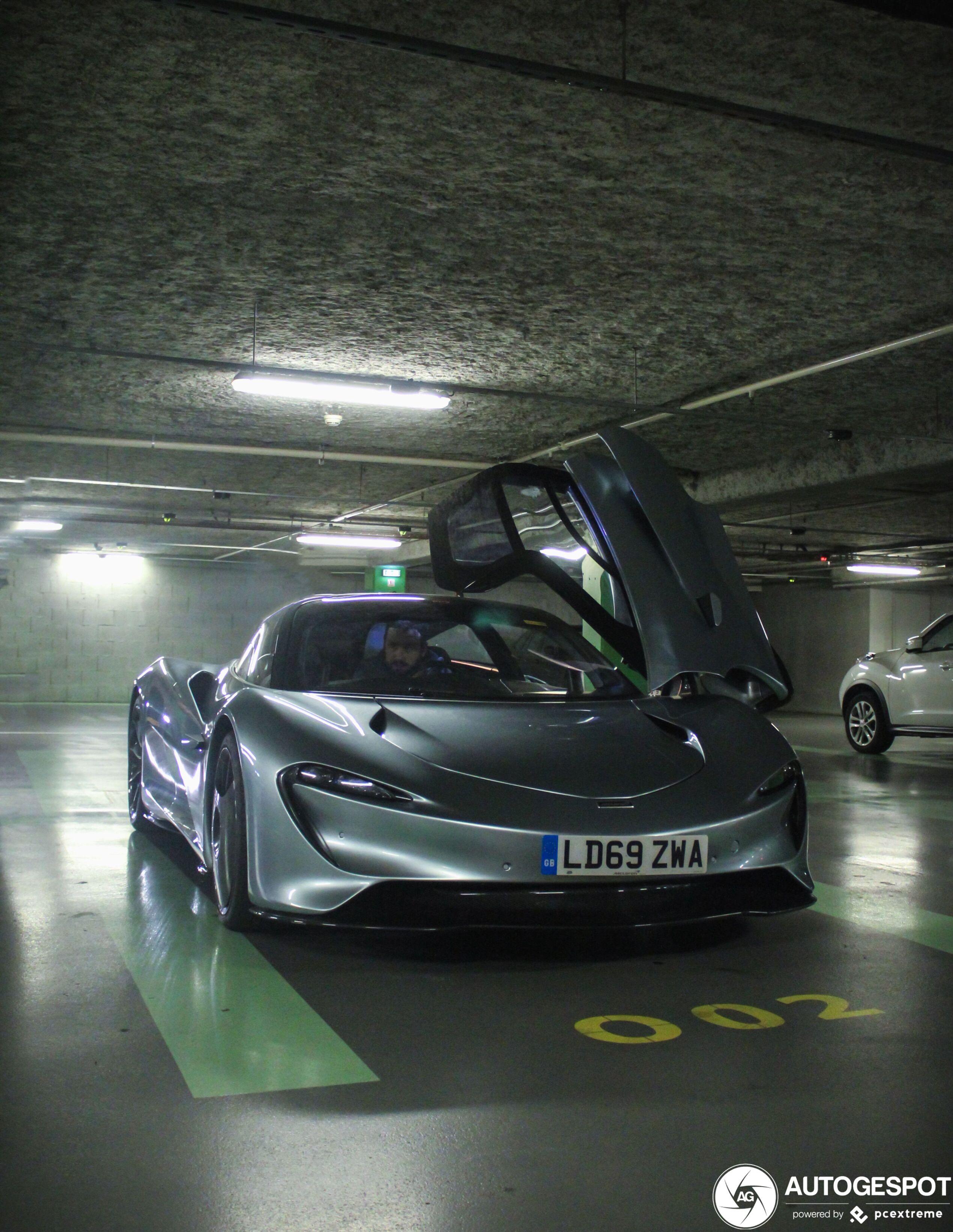 Nog meer van de McLaren Speedtail!