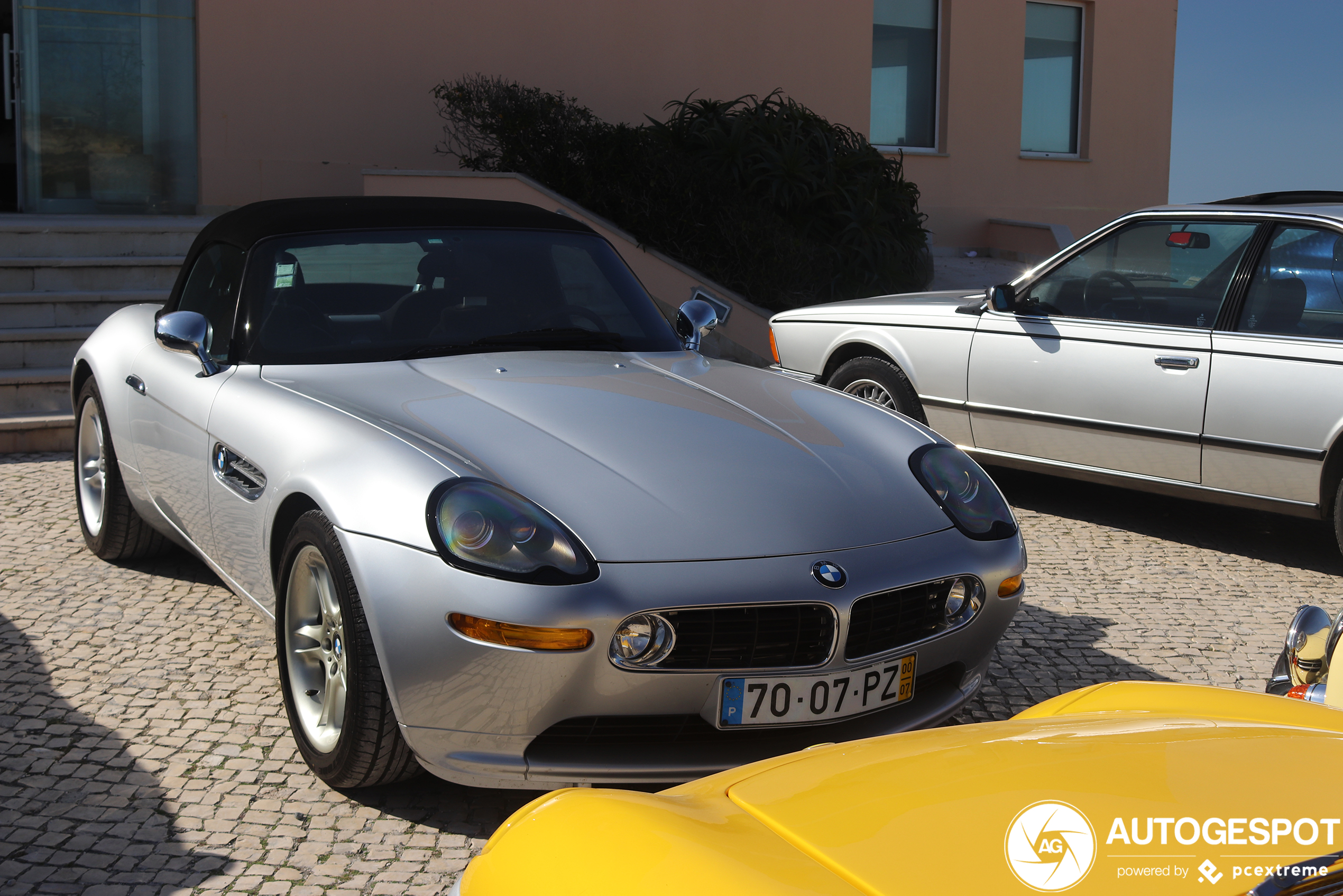 This BMW Z8 still looks brand new!