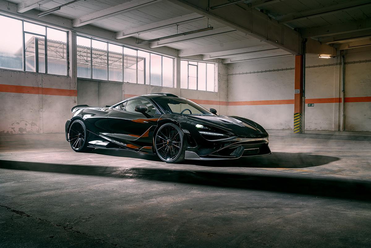 Novitec refines the McLaren 765LT