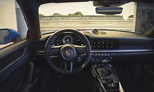Hier is dan eindelijk de nieuwe Porsche 992 GT3!
