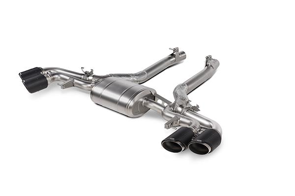 Akrapovič introduceert uitlaatsystemen voor BMW X5 M en X6 M