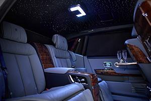 Rolls-Royce Koa Phantom first Phantom to incorporate Koa Wood
