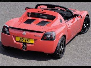 Exoot onder de loep: Vauxhall VXR220