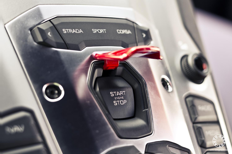 Gereden: Lamborghini Aventador LP700-4