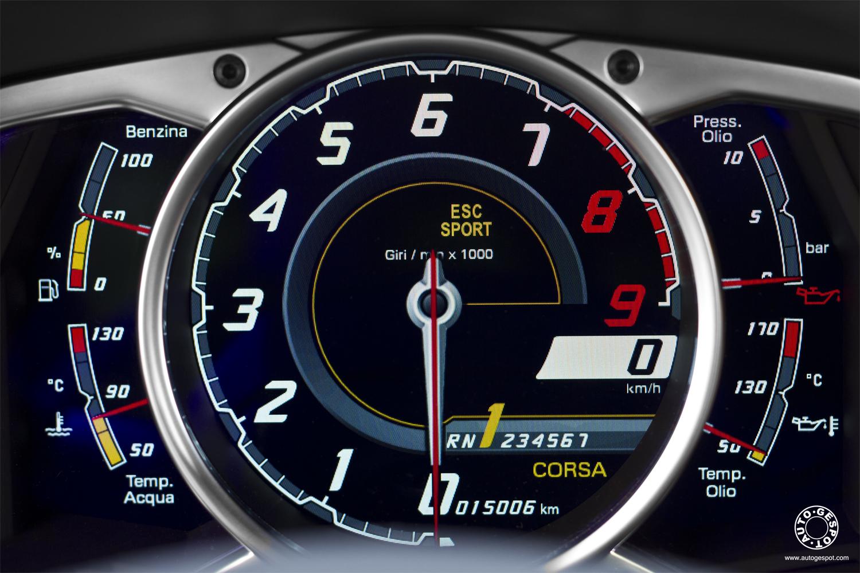 Driven Lamborghini Aventador Lp700 4