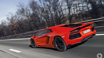 Driven: Lamborghini Aventador LP700-4