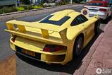 首摄: 公路赛车保时捷 911 GT1