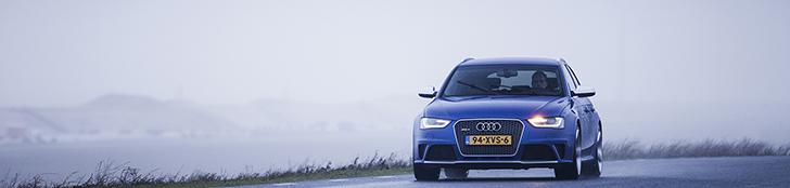 Тест-Драйв: Audi RS4 Avant