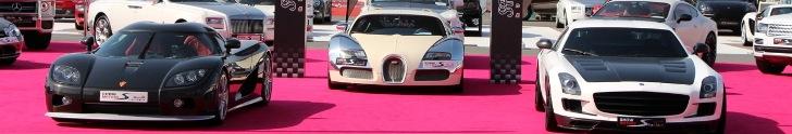 Evento: Auto Trader Live en Dubai