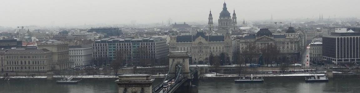 Budimpešta: super mesto za spoting i po lošem vremenu