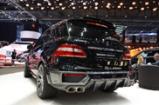 Genève 2013 : la Mercedes-Benz Brabus ML Widestar