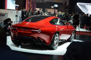 Geneva 2013: New Carrozzeria Touring Disco Volante