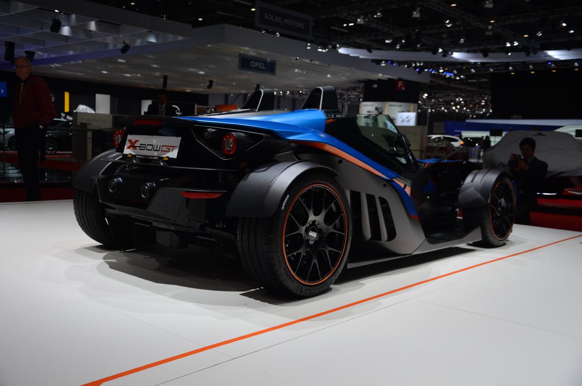 All Types ktm x-bow specs : Geneva 2013: KTM X-Bow GT