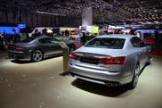 Geneva 2013: the new Maserati Quattroporte