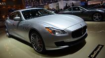 Geneva 2013: the newMaserati Quattroporte