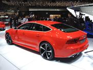 Genève 2013 : l'Audi RS7 Sportback