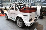 Genève 2013 : la Mercedes-Benz Mansory Speranza