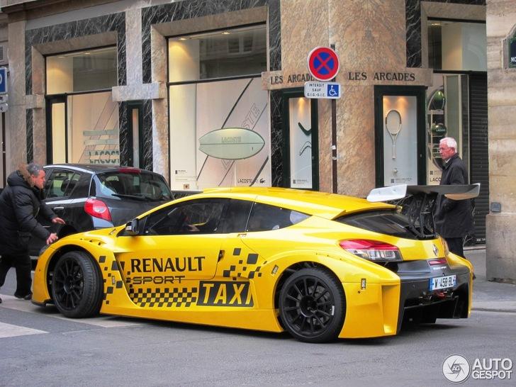 Renault Megane Rs Spoiler