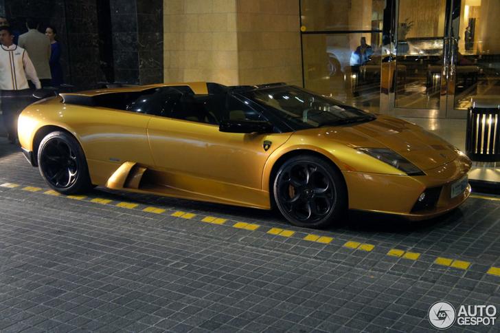 Lamborghini Murci 233 Lago Roadster Ba 241 Ado En Oro