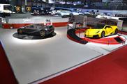 Genève 2013 : la Spania GTA Spano 2013