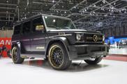 Genève 2013 : la Mercedes-Benz Hamann Spyridon