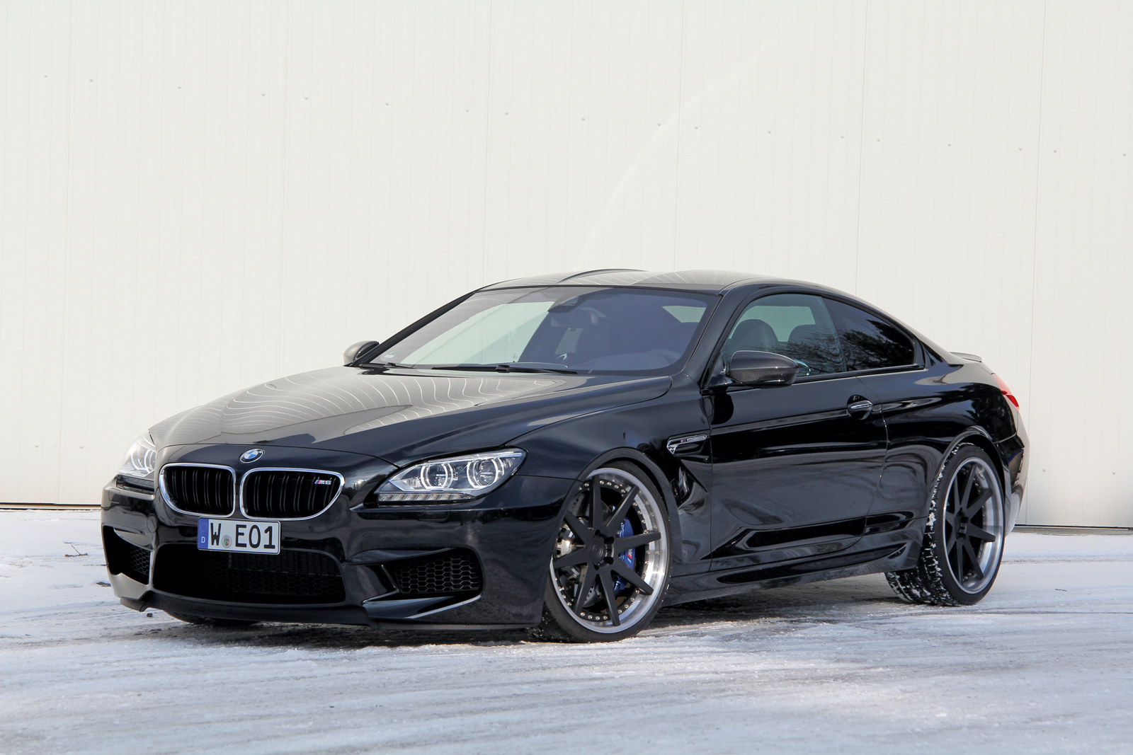 Bmw M6 By Manhart Racing Gets More Than 700 Hp