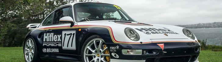 Sesión fotográfica: Porsche 993 Turbo S